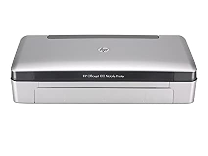 HP Officejet 100 Impresora Móvil - Printer - Color - Chorro de ...
