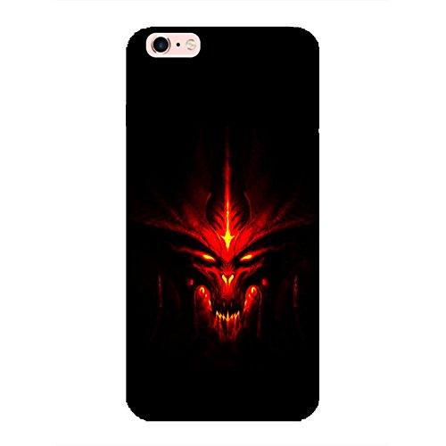 Coque Apple Iphone 6 Plus-6s Plus - Diablo 3
