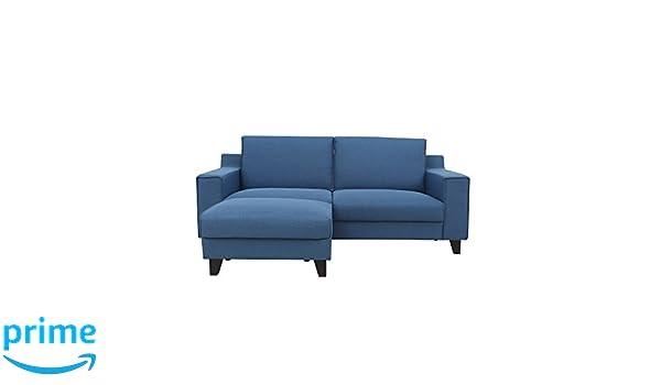 Amazon.com: Magari Furniture Modern Living Room Couch Fabric ...