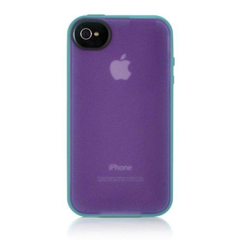 Twist Belkin (Belkin Essential Case for iPhone 4 / 4S (Purple / Blue))