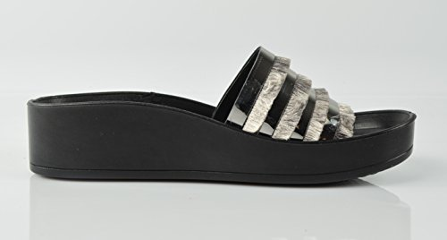 Modell Mules 3 CAPRIUM Femme Grau 8zxqAAtd