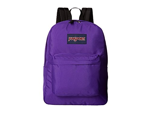 JanSport Superbreak Backpack (Insignia Purple)