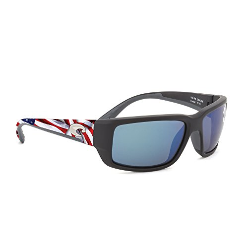 MightySkins Skin Compatible with Costa Del Mar Fantail Sunglasses - Patriot | Protective, Durable, and Unique Vinyl Decal wrap Cover | Easy to Apply, Remove, and Change Styles | Made in The USA