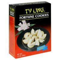 Ty Ling B25842 Ty Ling Fortune Cookies -12x3.5 Oz by Ty Ling (Ty Ling Fortune Cookies)