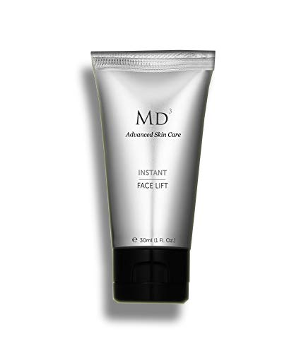 MD3 Instant Facelift and Eye Tuck Liquid Miracle Serum | 30ml | Instantly Reduces Bags/Puffy Eyes, Dark Circles, Wrinkles and Fine Lines | for Tighter, Firmer, and Younger Looking Skin Metallica (V/a) MD3 Advanced Skincare