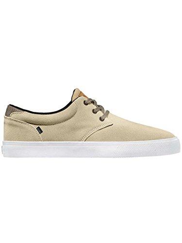 Willow De Skateboard white Homme Globe Chaussures Sand R7gwdqd