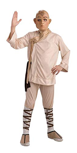 The Last Airbender Aang Deluxe Kids Costume, Medium (8-10)]()