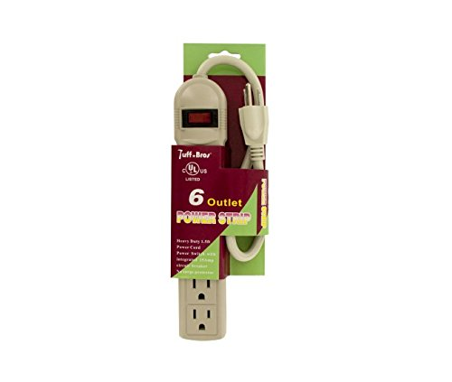 Outlet Power Strip-Pack of 24 by bulk buys
