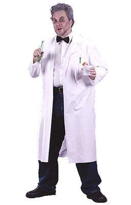 LAB Coat MAD Scientist -