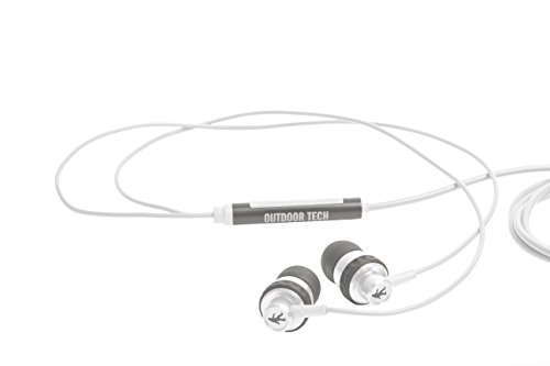Amazon.com: Outdoor Tech Wired Audio Minnows , Gray (OT1140-GR): Electronics