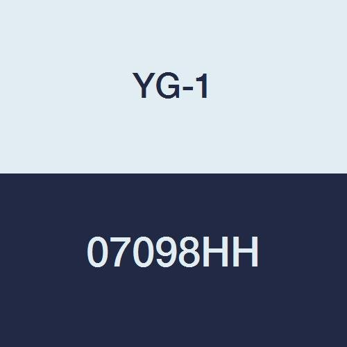 11//16 YG-1 07098HH HSS End Mill Regular Length 4 Flute Hardslick Finish 3-3//4 Length Center Cutting