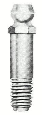 Oal Straight Shank - 2