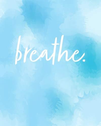 Breathe: Bible Study Journal / Notebook