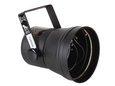 Sim Radio Lámpara proyector Projo Foco Par36 par 36 Caja Negro 30 ...
