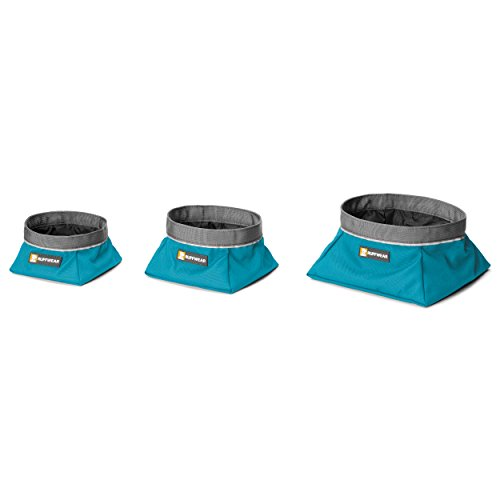 Ruffwear-Quencher-Waterproof-Collapsible-Dog-Bowl-Pacific-Blue-Large