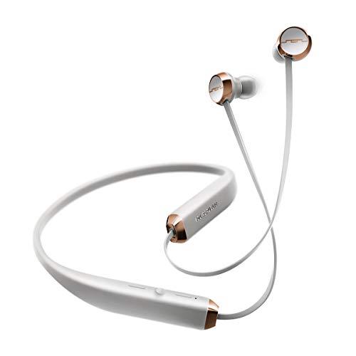 Sol Republic Shadow Bluetooth Wireless Noise Cancelling Neckband Headphones (Jax In Ear Headphones)