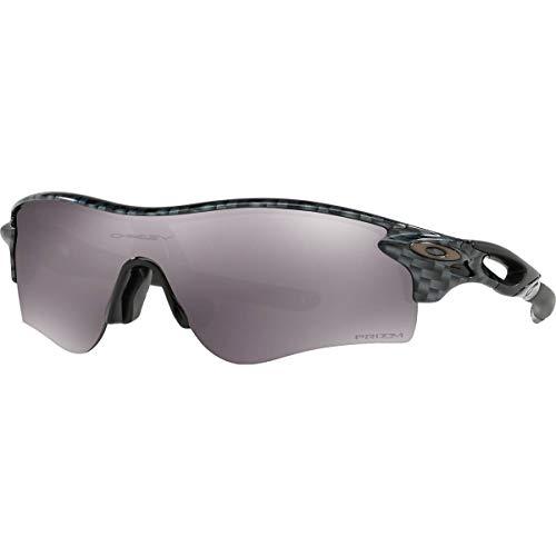 Oakley Men's Radarlock Path Asian Fit Sunglasses,OS,Carbon Fiber/Prizm Black ()