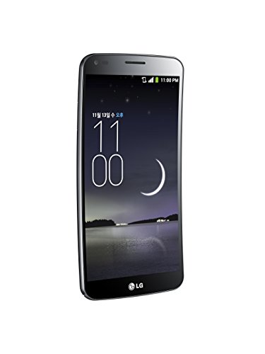 LG G Flex D955 32GB 4G LTE Unlocked GSM Curved Android Phone - Titan Silver