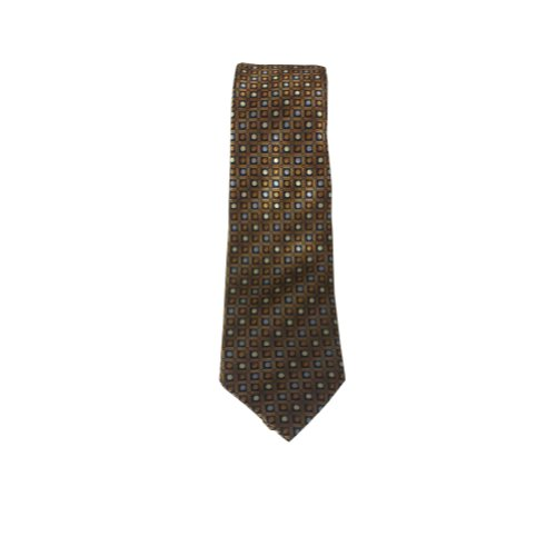 boys-kids-assorted-suit-dressy-formal-self-tie-necktie-tie-in-copper-polka-dots
