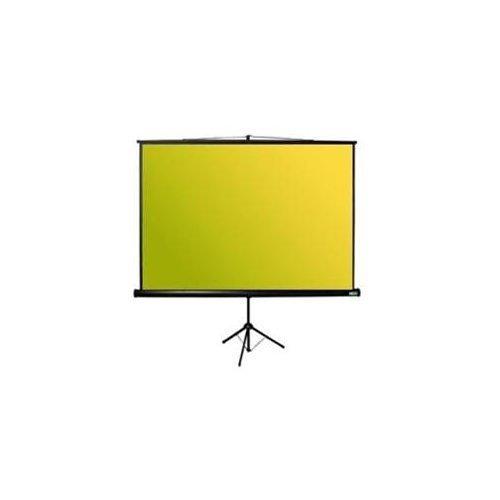 "800071 - Draper 800071; White 100"" 4:3 Portable Tripod Projector/Projection Screen- with"