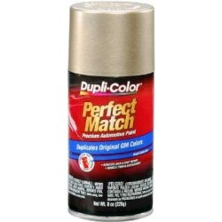 Duplicolor (DUPBGM0457) Perfect Match Automotive Paint, GM Light Driftwood Metallic, 8 oz Aerosol Can
