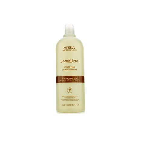 (Aveda Phomollient BB Styling Foam, 33.8 Ounce)