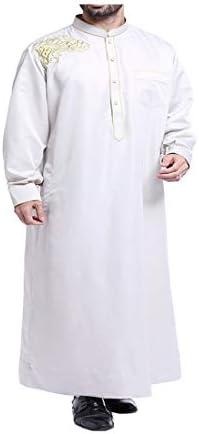 ثوب رجالي بأكمام طويلة مطبوع عليه شعار فرقة جوبا رجالي سعودي Xxl Amazon Ae