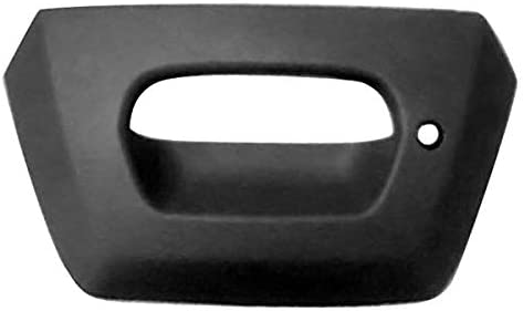 Tailgate Handle Bezel For 2003-2006 Chevrolet Avalanche 1500 Black