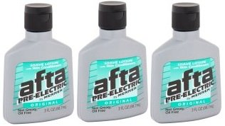Mennen Afta Pre-Electric Original Shave Lotion with Skin ...