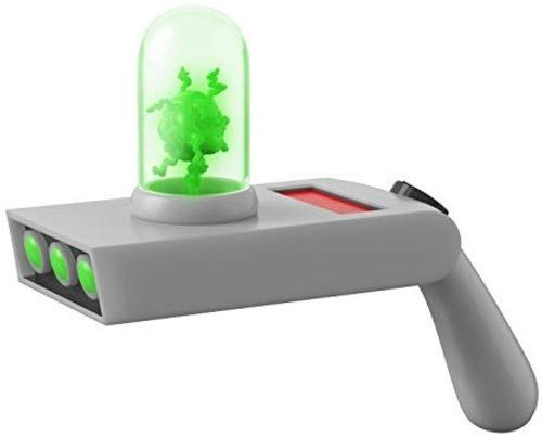 Funko- Rick & Morty 22958 Portal Gun Figura Coleccionable, Multicolor