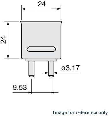 ANSI EHD EHD Bulb 500W 120V Halogen
