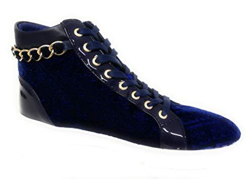 Rialzo Con Esterna Cm E Guess 5 Sneaker Catenella Di HqZwZX