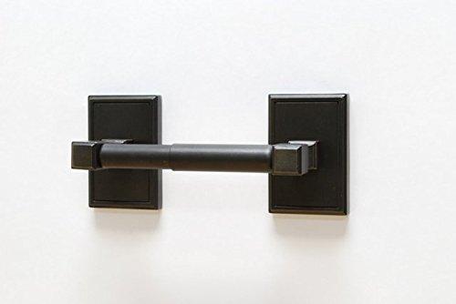 Residential Essentials 2508VB Hamilton Standard Tissue Holder, 9'' x 3.75'', Venetian Bronze by Residential Essentials
