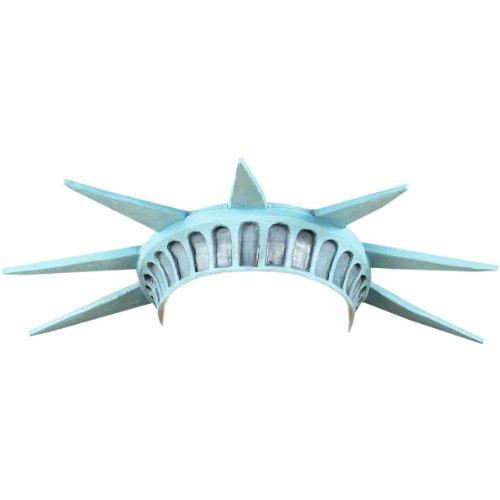 [Statue of Liberty Tiara Headpiece] (Statue Of Liberty Costume Crown)