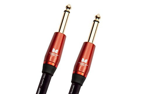 Monster M ACST2-12 - 12' Acoustic Instrument (12' Acoustic Instrument Cable)