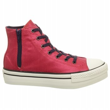 8ad066bb1bd Image Unavailable. Image not available for. Color  Converse Kids Girl s Chuck  Taylor All Star Platform Zip Hi (Little Kid Big Kid