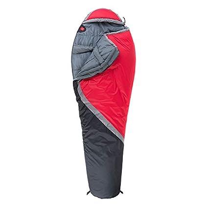 JSJDFPDC Sacos de Dormir de Invierno Naturehike Acampar al Aire Libre Senderismo Momia 190T poliéster Impermeable