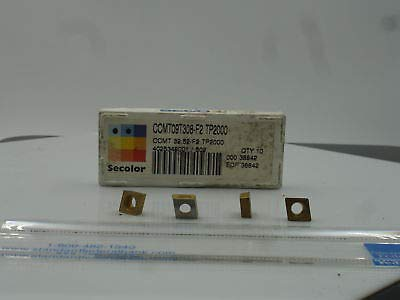 (CCMT-32.52 F2 TP200 SECO (10) Inserts (1427))