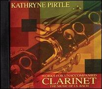 Kathryne Pirtle - Works for Unaccompanied Clarinet