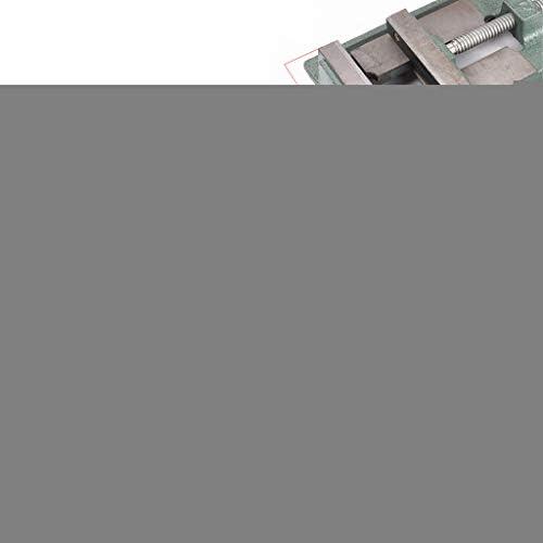 H HILABEE 2.5 インイン / 3 インインドリルプレス副ベンチクランプ木工ドリル工作機械 - 2.5インチ