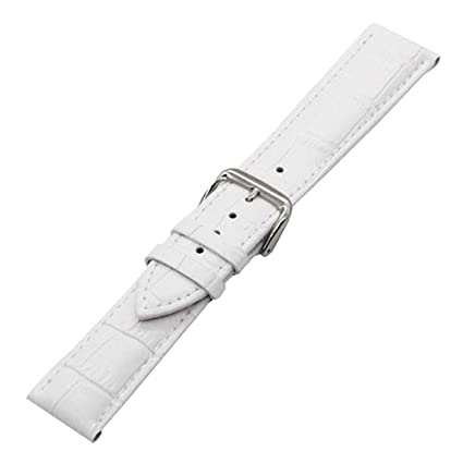 Amazon.com: Jewh Genuine Leather Watch Band - 20mm for Garmin ...