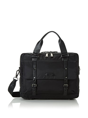 JOOP! Borsa Portadocumenti Nylon Pandion Medium Nero