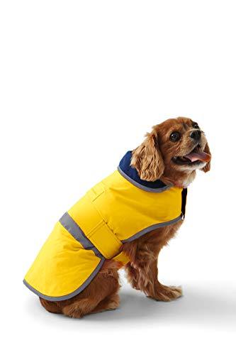 Lands' End Dog Solid Squall Jacket