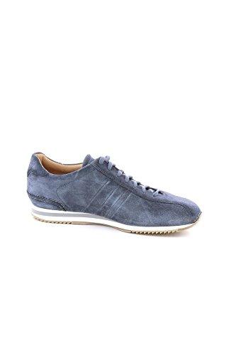 Santoni 40 Sacs Bleu Sneakers 12200 Daim Et Chaussures w1wOrqz