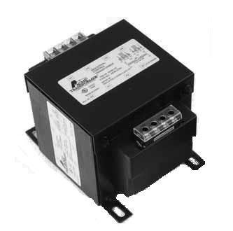 Acme Electric AE010100 Industrial Control Transformer, Encapsulated, 120 x 240 Primary Volts - 24 Secondary Volts, 100 VA