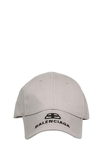 Balenciaga Luxury Fashion Mens 577548410B21460 Grey Hat | Fall Winter 19