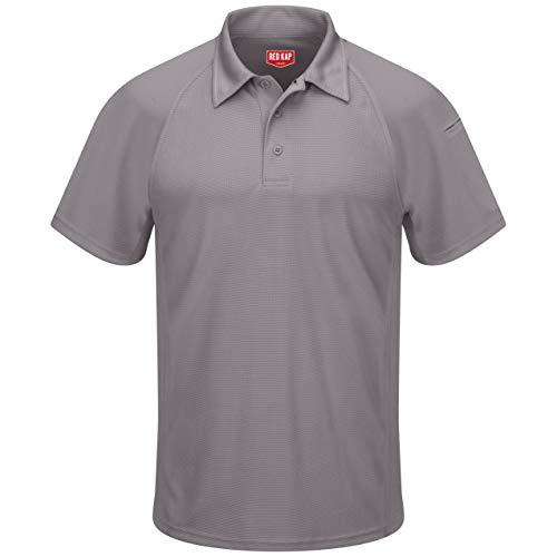 Red Kap Men's Active Performance Polo Shirt