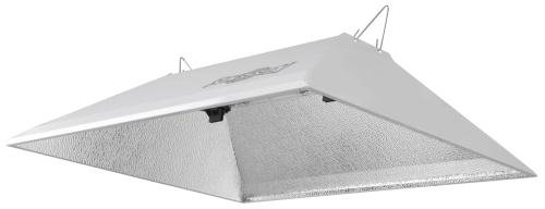 Sun System Grow Lights – Dominator XXXL – Double End | Metal Halide / HPS | Reflector – For Hydroponic and Greenhouse Plant Use