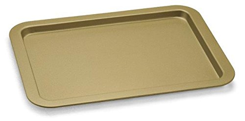 Bialetti - ZDCCSTR038 - Dolce Chef – Rectangular Baking Dish – Stainless Steel – 38 x 27 cm