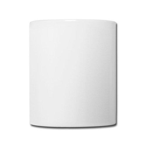 Spreadshirt /Être Papy Nouveau Challenge Mug blanc blanc